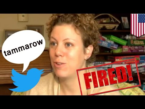 Fired! Maryland school employee axed for correcting kid's spelling on Twitter - TomoNews