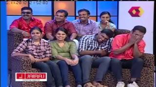 Kalabhavan Mani On Star Ragging    16 11 12