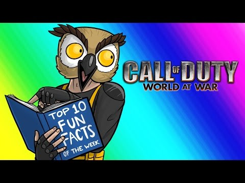 Cod Zombies Funny Moments Fun Fact