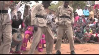 Tavaziva Dance - Malawi R&D Documentary Summer 2011