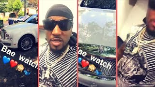 "Jeezy Cops Himself 2 New Bentleys After Buying His Son A Mercedes Benz G Wagon ""Club Bentley Toni"""