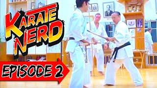 KARATE NERD IN OKINAWA — Jesse Enkamp | Episode 2/8
