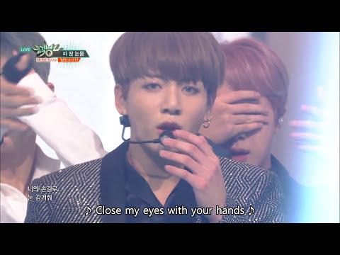 BTS 방탄소년단 Am I Wrong Blood Sweat & Tears 피 땀 눈물 Music Bank COMEBACK 2016.10.14