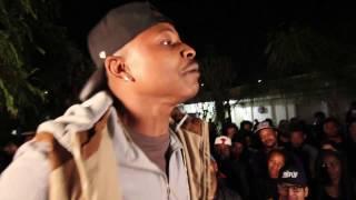 AHAT Rap Battle Lil Kayo vs Fixx
