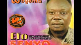 Efo Senyo Stage 2: Ametɔ woyɔna Track 1