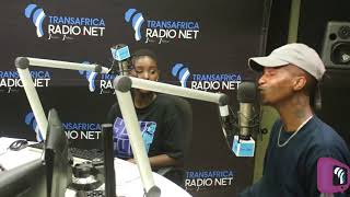 Emtee on #The Re Up with Ntokozo Botjie & Shéila Ndikumana.