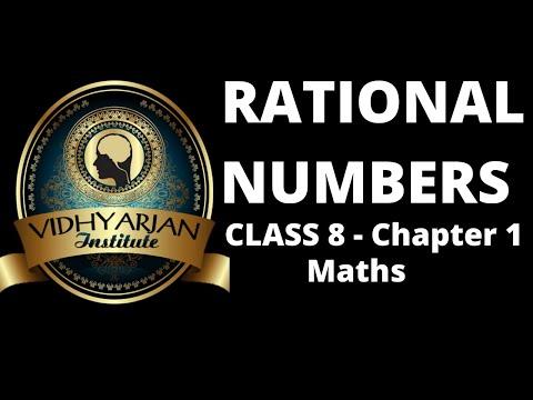 NCERT-Class 8-Maths-Ch-1-Rational Numbers