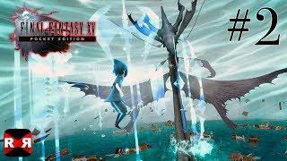 FINAL FANTASY XV POCKET EDITION - Chapter 6 - Walkthrough Gameplay Part 2