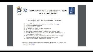 Manual para obter o total de assinantes Vivo e Net através da ANATEL