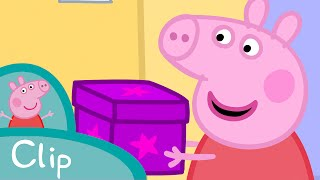 Peppa Pig - Daddy Pig's secret box (clip)