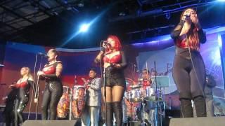 ME DUELE EL CORAZON -NAYELY MIEL Y CUMBIA-SALON GRAN FORUM