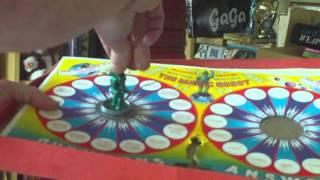 THE MERIT MAGIC ROBOT GAME 1950