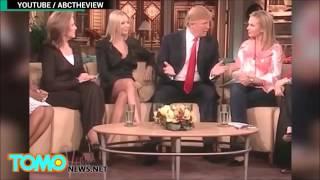 دونالد ترامب وابنته إيفانكا