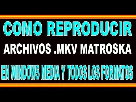 Xxx Mp4 COMO REPRODUCIR TODOS LOS FORMATOS EN WINDOWS MEDIA MKV DVD 3GP Y MAS WIN 7 8 8 1 10 INFIN 3gp Sex