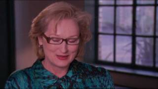 Meryl Streep on playing Margaret Thatcher
