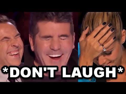 Xxx Mp4 TOP 5 FUNNIEST Amp UNEXPECTED AUDITIONS EVER That Will Make You LAUGH GOT TALENT Worldwide 3gp Sex