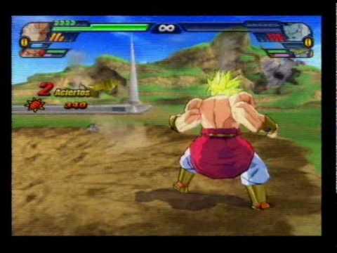 Dragon Ball Budokai Tenkaichi 3 5 VS 5 Strongest bots O