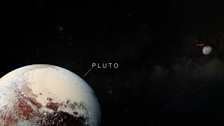 Pluto and its Moons - Space Documentary 2019 [HD]