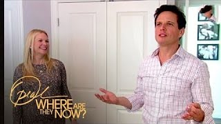 Scott and Kelley Wolf Prepare Their Daughter's Nursery | Where Are They Now | Oprah Winfrey Network