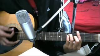 Lag Ja Gale - ARIJIT SINGH / SANAM PURI - ACOUSTIC UNPLUGGED GUITAR LESSON CHORDS