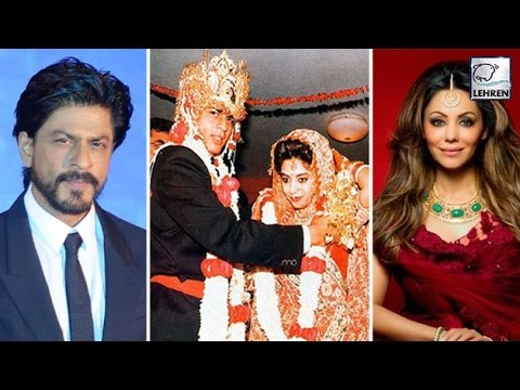 Xxx Mp4 SHOCKING Shahrukh Khan Married Gauri THRICE 3gp Sex