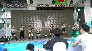 Baby Jeed ประกวดเต้นงาน  Power dance contest 2014