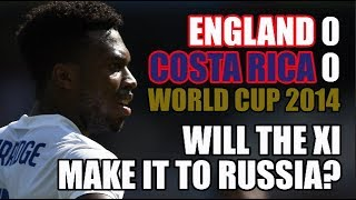 England's Last World Cup XI: Will They Go To Russia 2018?