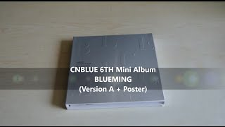 [VERSION B] 씨엔블루 - CNBLUE BLUEMING UNBOXING!!