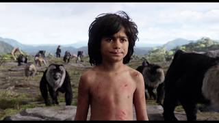 The Jungle Book Super Bowl Trailer - Disney Live Action 2016 Movie