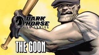 Gothy Vampires, Werewolves, and Demons - Dark Horse Comics: The Goon