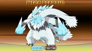 MEGA BEARTIC REVEALED!