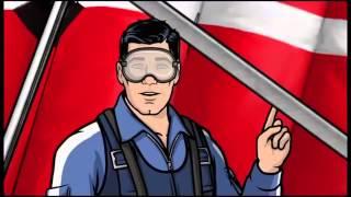 Archer Season 4 TV Show Trailer