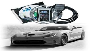 جهاز برمجة و تعديل السيارات الامريكية اش بي تونرز hp tuners