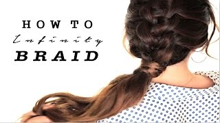 ★ How To:  ZIPPER BRAID Your OWN HAIR TUTORIAL | CUTE HAIRSTYLES