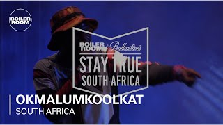Okmalumkoolkat Boiler Room & Ballantine's Stay True South Africa Live Performance