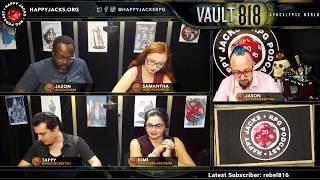 Vault 818: Apocalypse World #01 #rpg #ttrpg #pbta #fallout #hollywood
