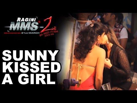 Xxx Mp4 Sunny Leone Smooches A Girl In Ragini MMS 2 3gp Sex