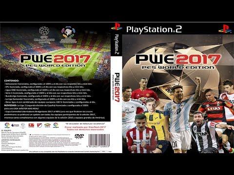 Pes 2017 ps2 PWE (Pesworldedition) review