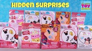 Num Noms Trolls Disney Tsum Tsum Minnie Blind Bag Patches Opening   PSToyReviews