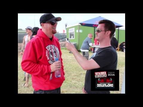 Dying Fetus interview with TotalRock @Download 2014