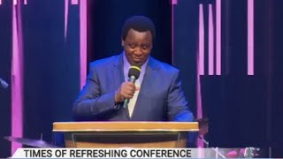 Baptism of the Holy Spirit in Kutus Conference: Arch Bishop Harrison Ng'ang'a Founder CFF Churches