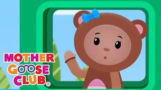 Color Train | Baby Songs from Mother Goose Club! Kids Play Video | Children