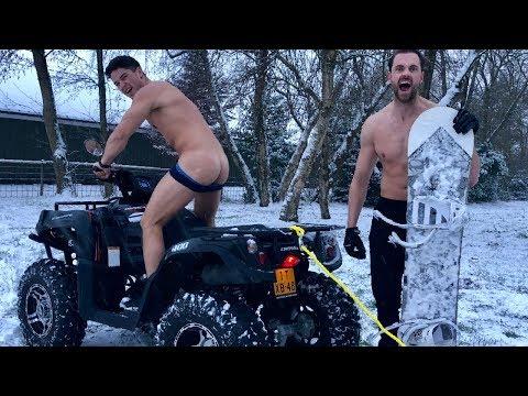 Xxx Mp4 MET SNOWBOARD ACHTER QUAD DE SLUWE VOS IN DE GYM🏆 3gp Sex