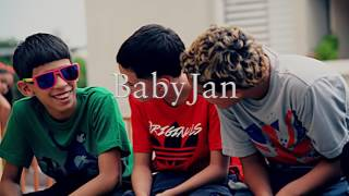 "Baby Jan Making ""TRIBUTO"" 2016 KID MELAZA/ KID J/ FELO MAN"