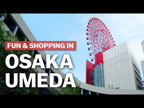 Xxx Mp4 Fun Shopping In Osaka Umeda Japan Guide Com 3gp Sex