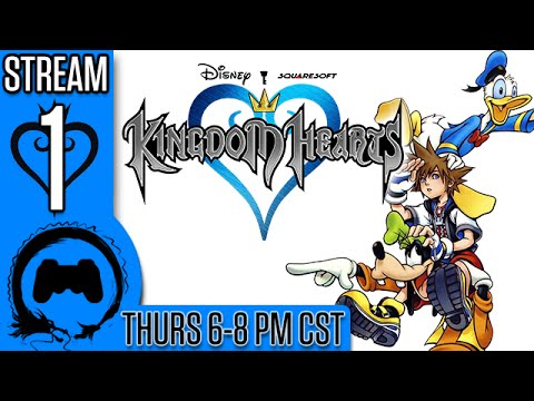 KINGDOM HEARTS 1 TeamFourStar