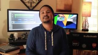 Sub 'N' Up Octaver Bass Demo by Ariel Garcia