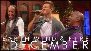 """December (September)"" Earth, Wind & Fire (Feat. Tyler Ward) - LIVE"