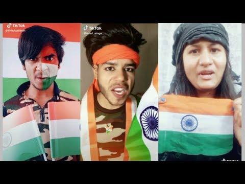 Xxx Mp4 CRPF Pulwama Attack Indian Army TIKTOK MUSICALLY Video 2019 Tiktok Par Bhi Gussa 3gp Sex