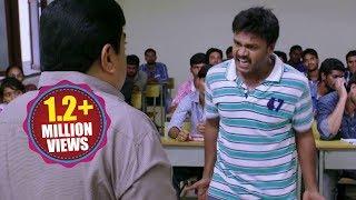 Latest Sapthagiri Class Room Ultimate Comedy Scene || 2017
